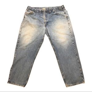 Carhartt relaxed fit jeans, 44 x 30